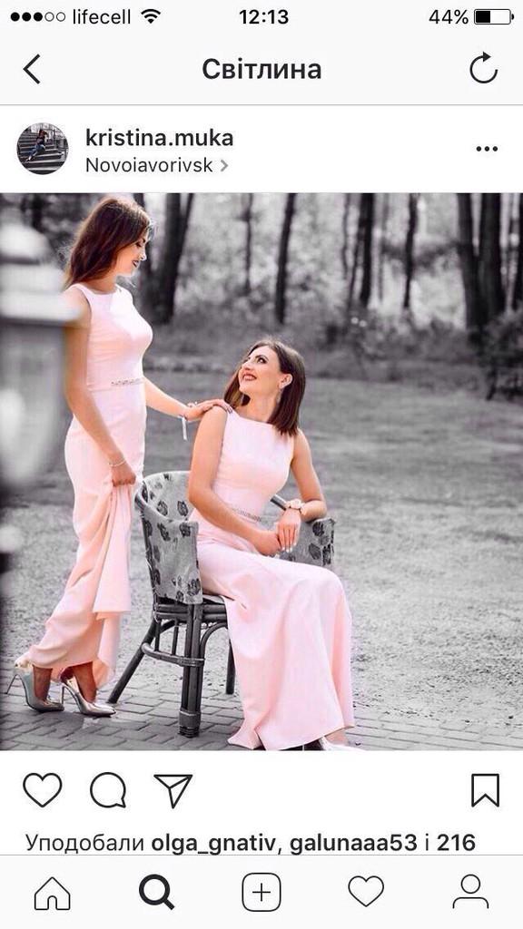 Прокат плаття для дружок - Весільний каталог Girko.net d05d02fa29fce