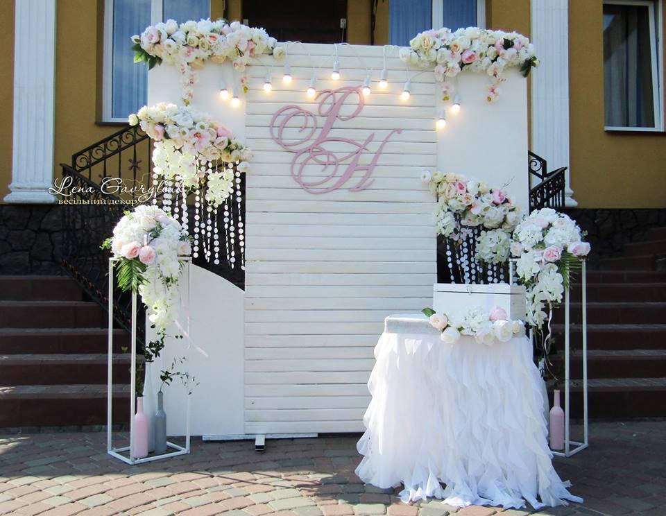 c80d48a622331b Весільний декор - Свадебный каталог Girko.net