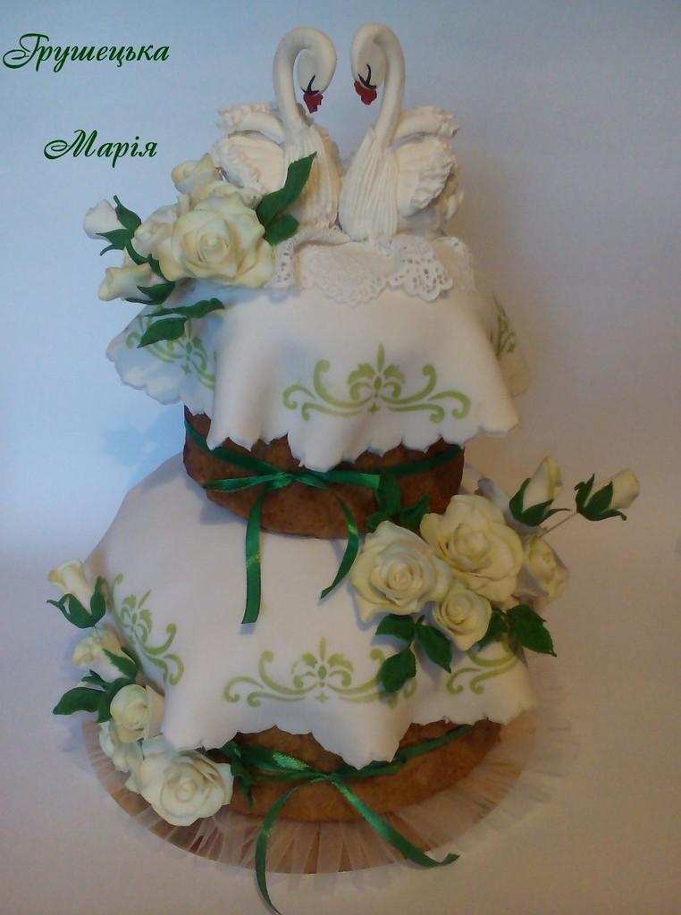 Трухлявый торт фото 6