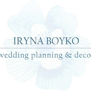 Wedding planning & decor IRYNA BOYKO