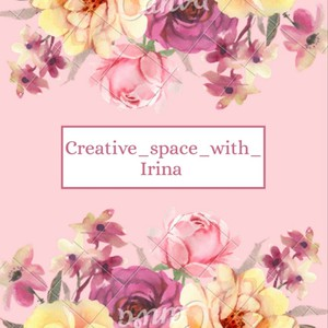 Creative space with Irina