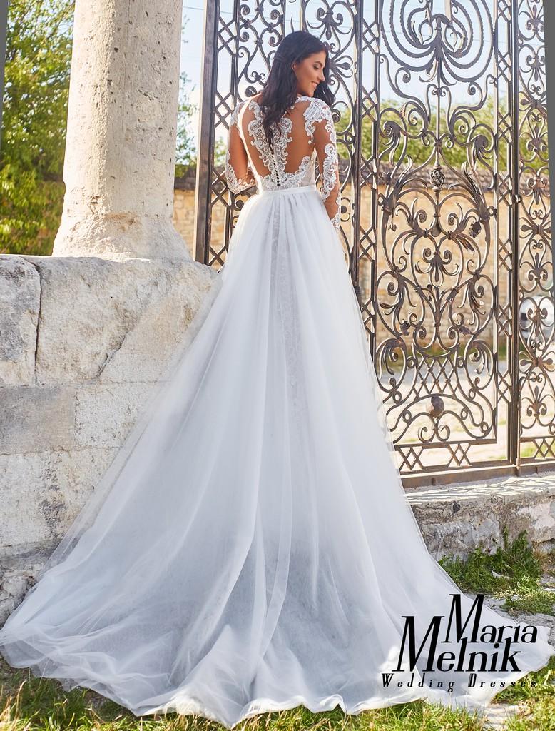 b6500ac816b6e4 Весільні сукні від Марії Мельник - Весільний каталог Girko.net