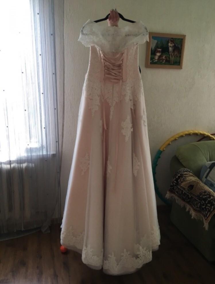 15f150dd2092f0 Весільна сукня нова! - Весільний каталог Girko.net