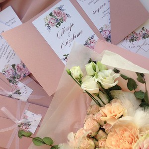fe4cef951b2b37 Весільні запрошення та аксесуари у Чернівцях: ціни, рейтинг, відгуки ...