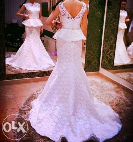 86119e1ff45ca7 Весільна дизайнерська сукня Продам весільне плаття - Весільний ...