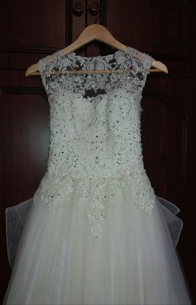 3711fd978625b8 Весільна сукня від Тетяни Кузьменко - Весільний каталог Girko.net