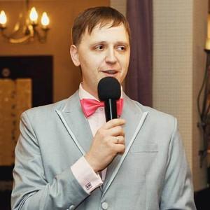 Юрій Бульбах - ведучий, тамада