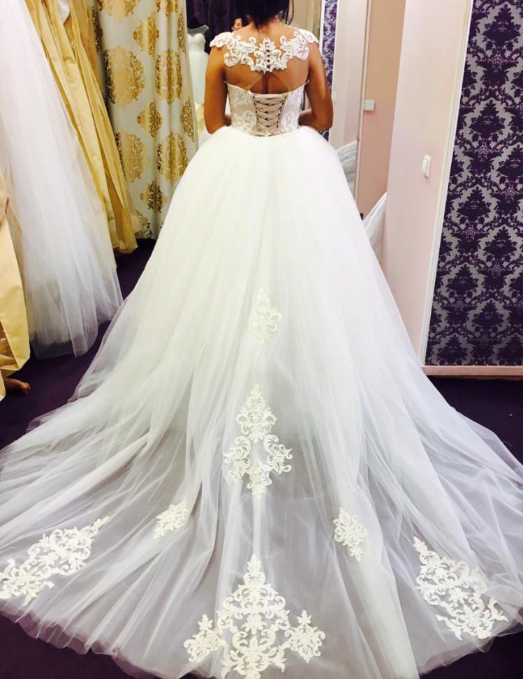 ef791d3f08a770 Продам весільну сукню - Весільний каталог Girko.net